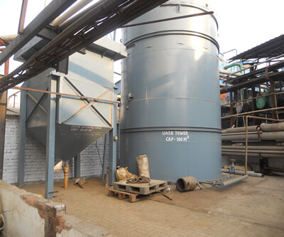 ETP plant of most reliable yarm producing company in Surat